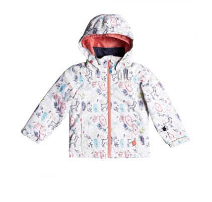 Roxy Mini Jetty Kids Jacket