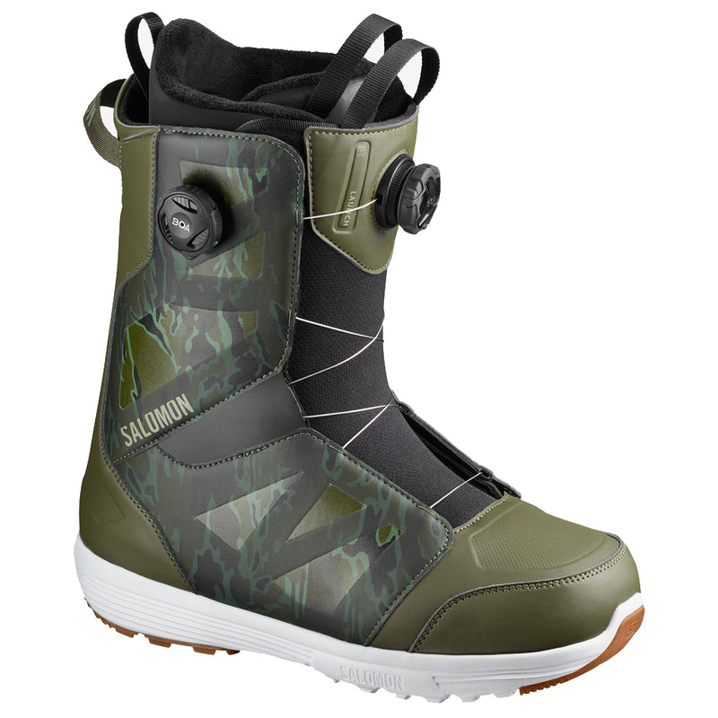Salomon Launch BOA SJ Snowboard Boot 2020