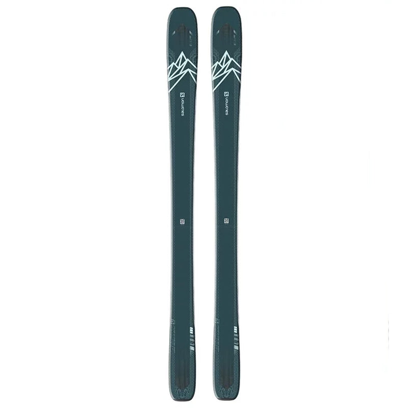 Salomon QST Lux 92 Womens Skis 2020