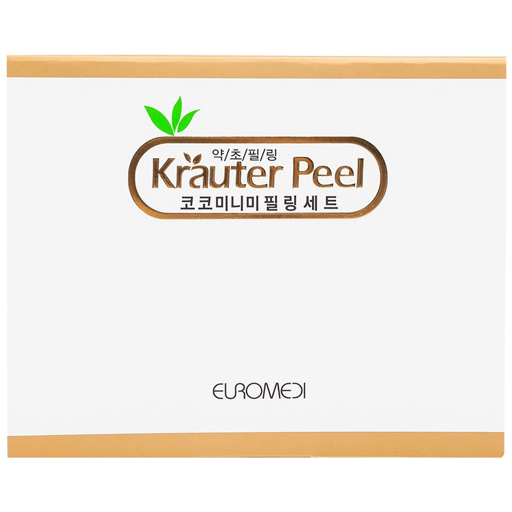 Krauter Renewal Cream Peel Set (Acne Prone)