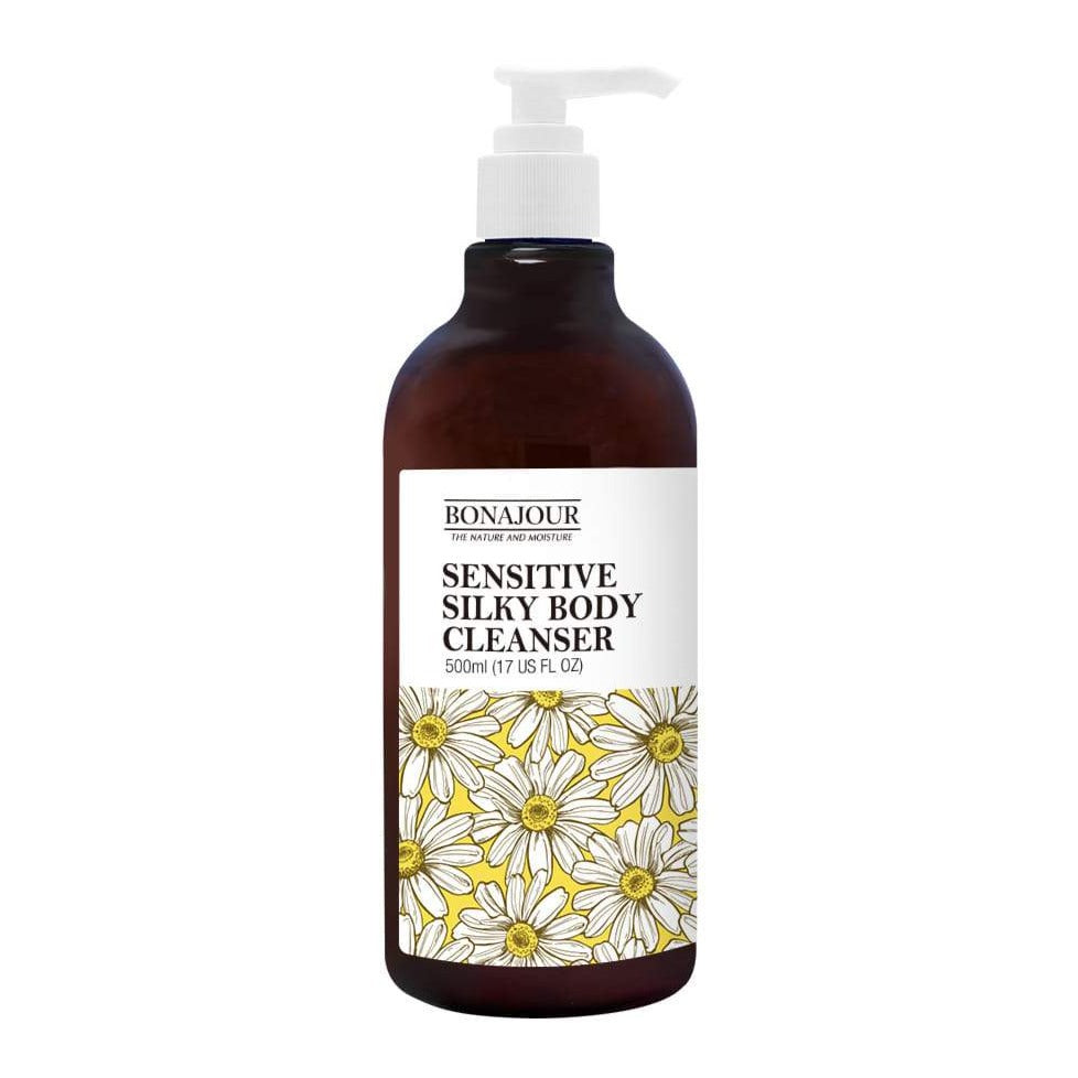 Bonajour Sensitive Silky Body Cleanser 500ml