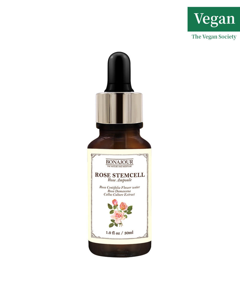 Bonajour Rose Stem Cell Ampoule 30ml