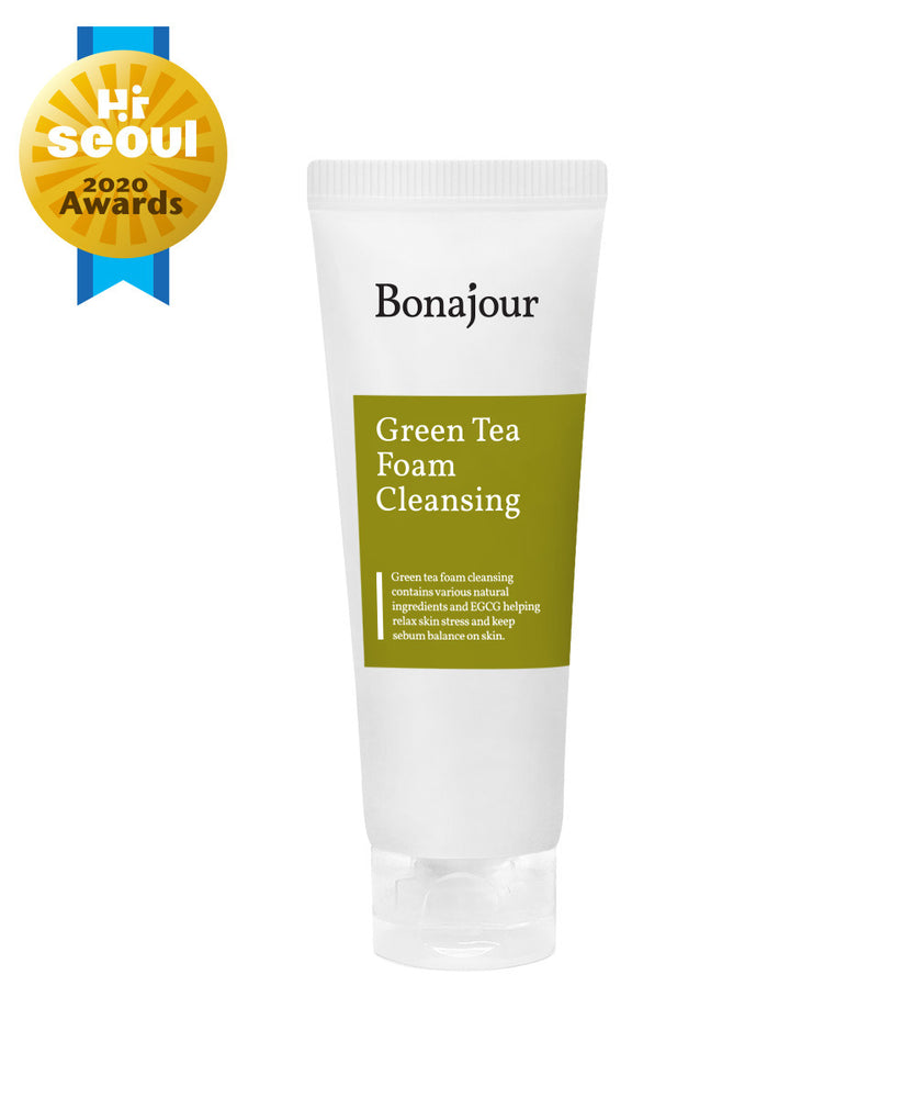 Bonajour Green Tea Foam Cleansing 150ml