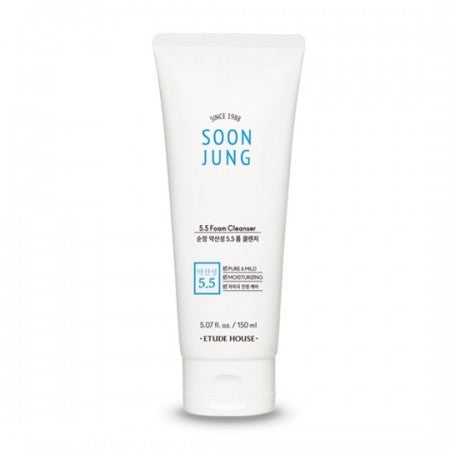 Soon Jung 5.5 Foam Cleanser