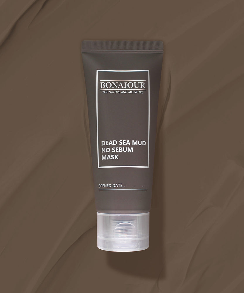 Bonajour Dead Sea Mud No Sebum Mask
