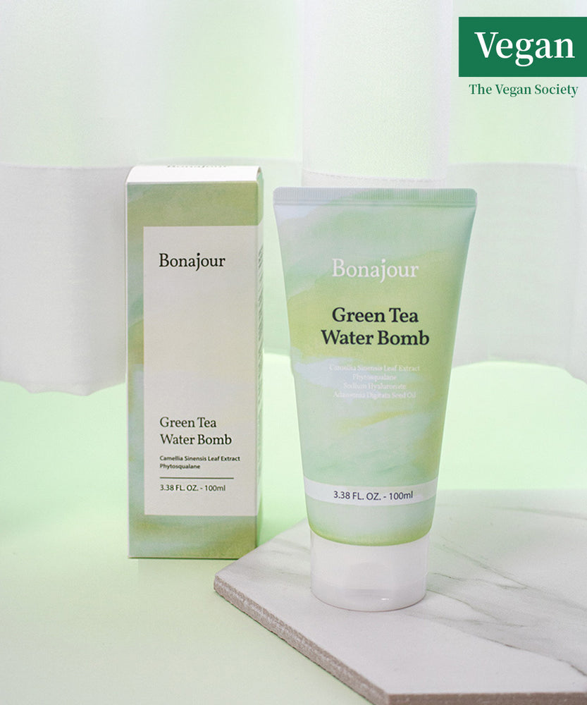 Bonajour Green Tea Water Bomb Cream