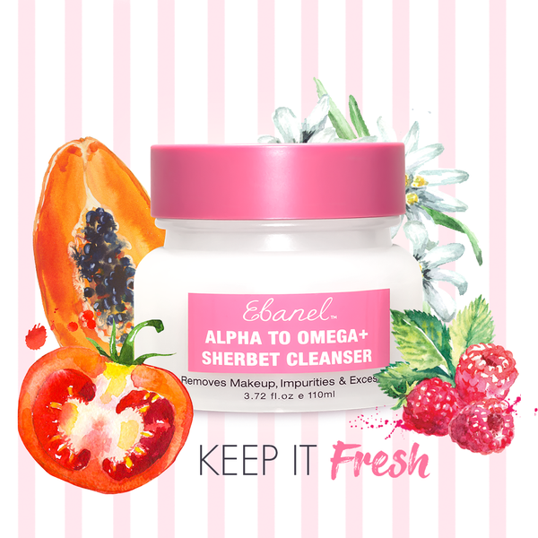 Ebanel Alpha To Omega+ Sherbet Cleanser