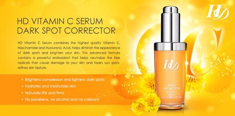 HD Vitamin C Serum Dark Spot Corrector