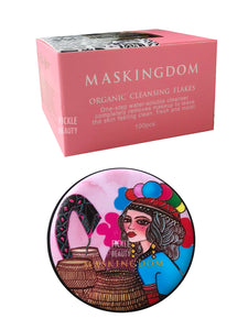 Maskingdom Cleansing Flakes (Pink)