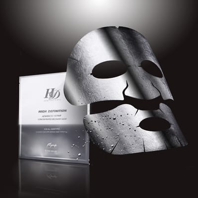 HD Advanced Repair Concentrated Recovery Mask (Foil Mask) 4 Sheets
