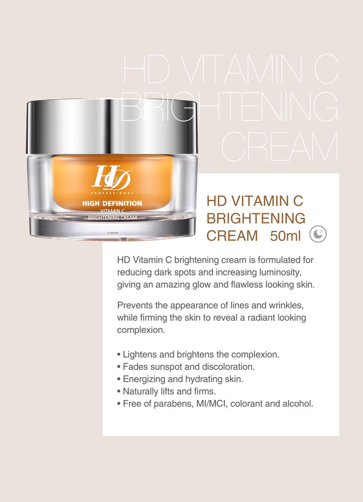 HD Vitamin C Brightening Cream