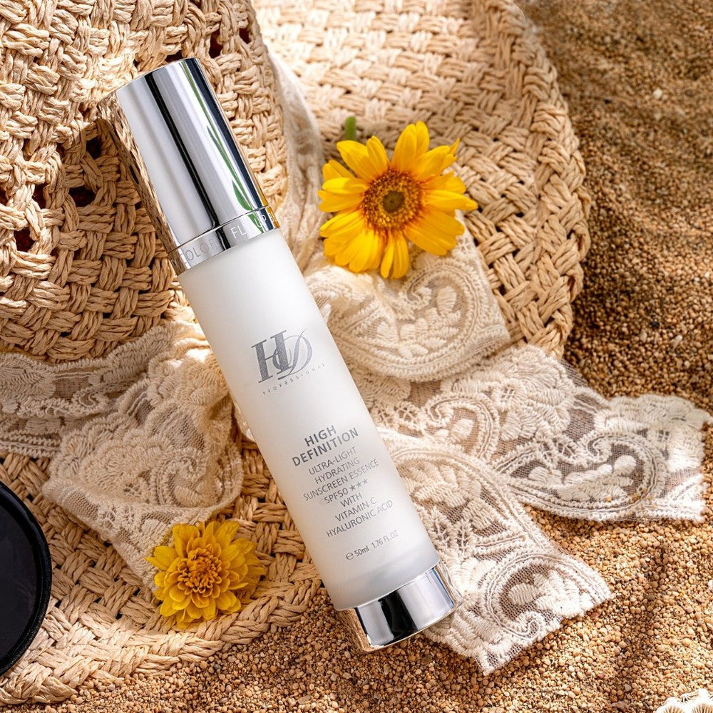 HD Ultra Light Hydrating Sunscreen Essence SPF50