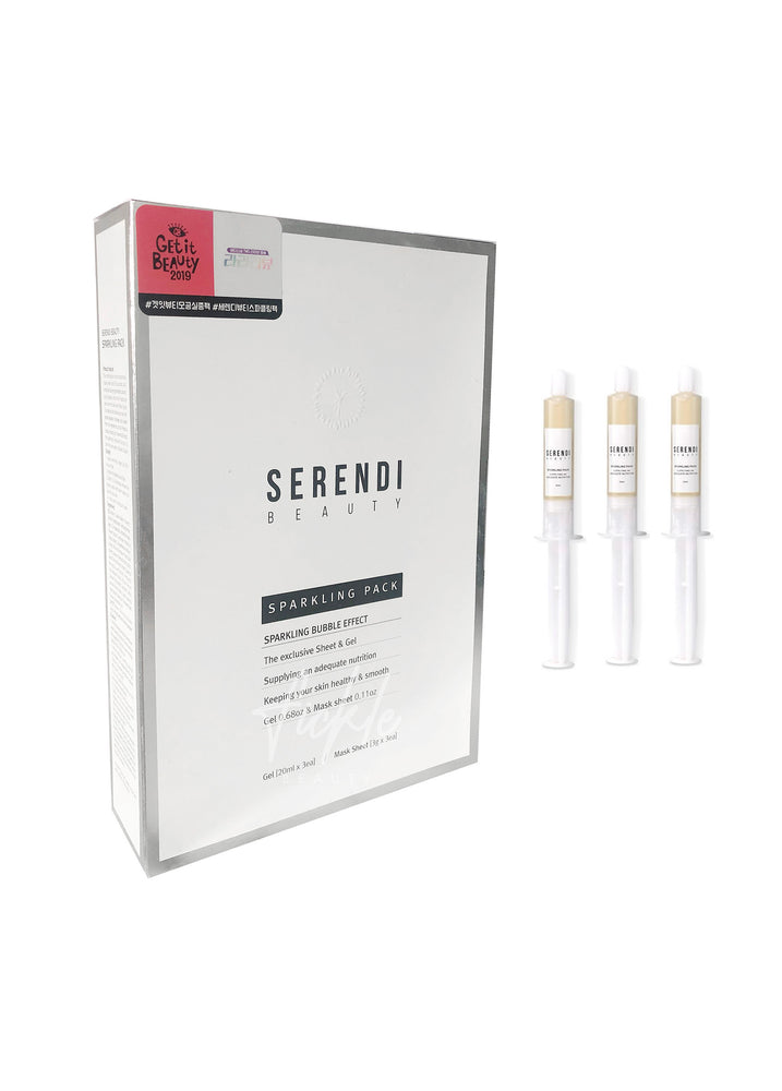 Serendi CO2 Sparkling Mask (3 Pack)