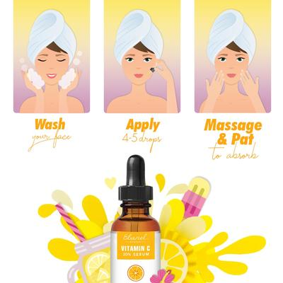 Ebanel Vitamin C 10% Serum