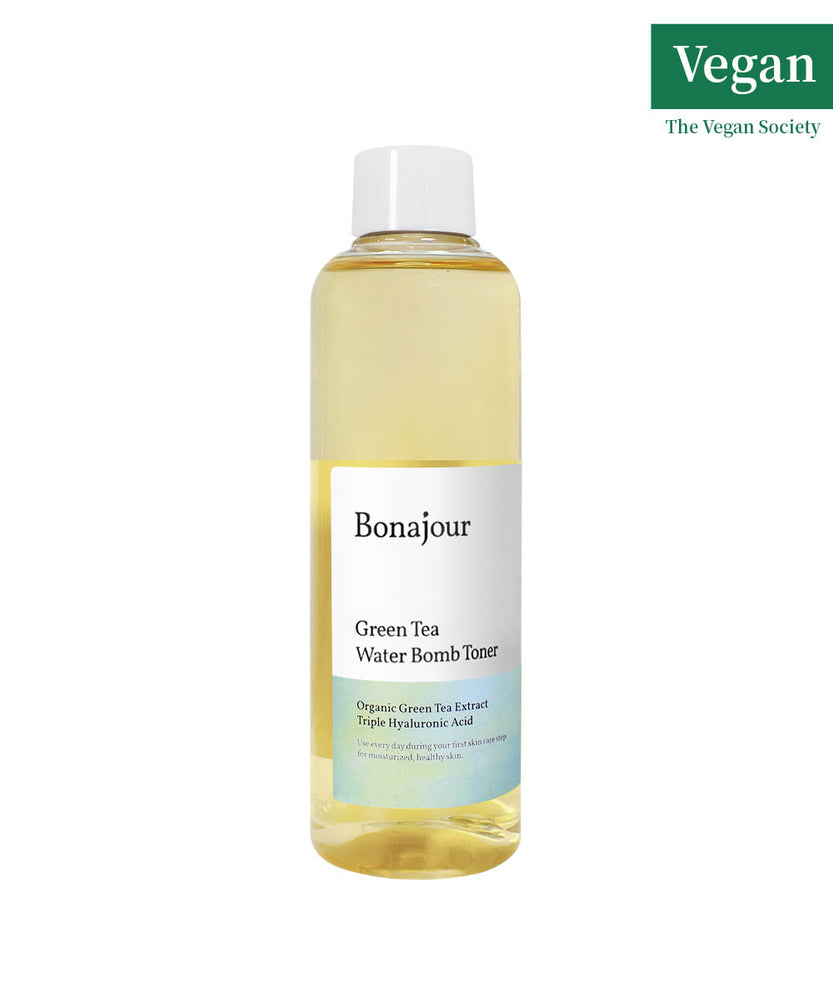 Bonajour Green Tea Water Bomb Toner 205ml