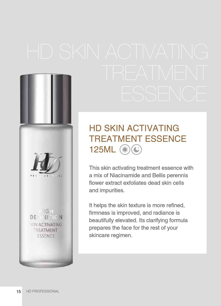 HD Skin Activating Treatment Essence (Toner)