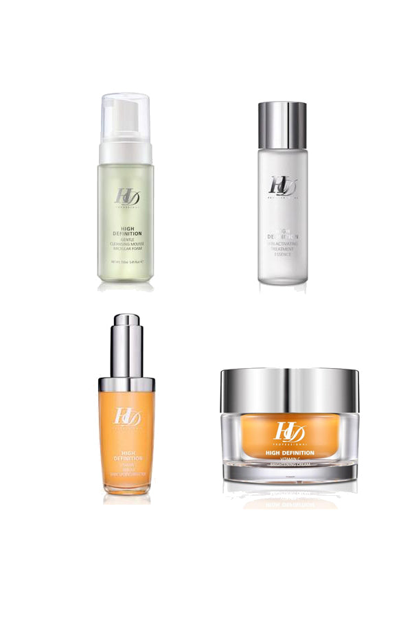 HD Vitamin C Brightening Bundle