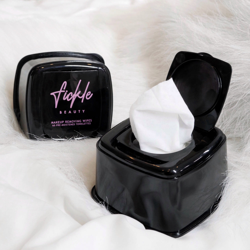 Fickle Makeup Removing Wipes