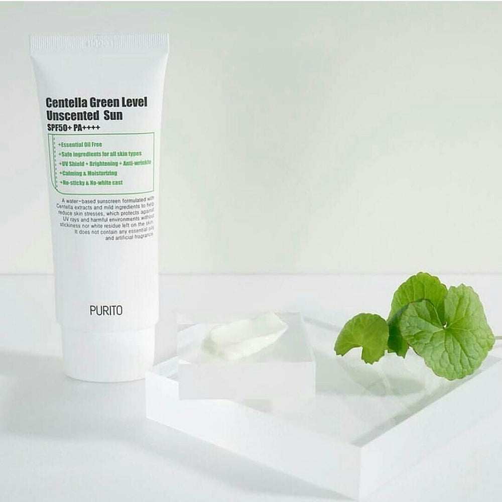 Purito Green Level Unscented Sun SPF50