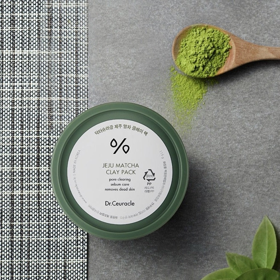 Dr.Ceuracle Jeju Matcha Clay Pack