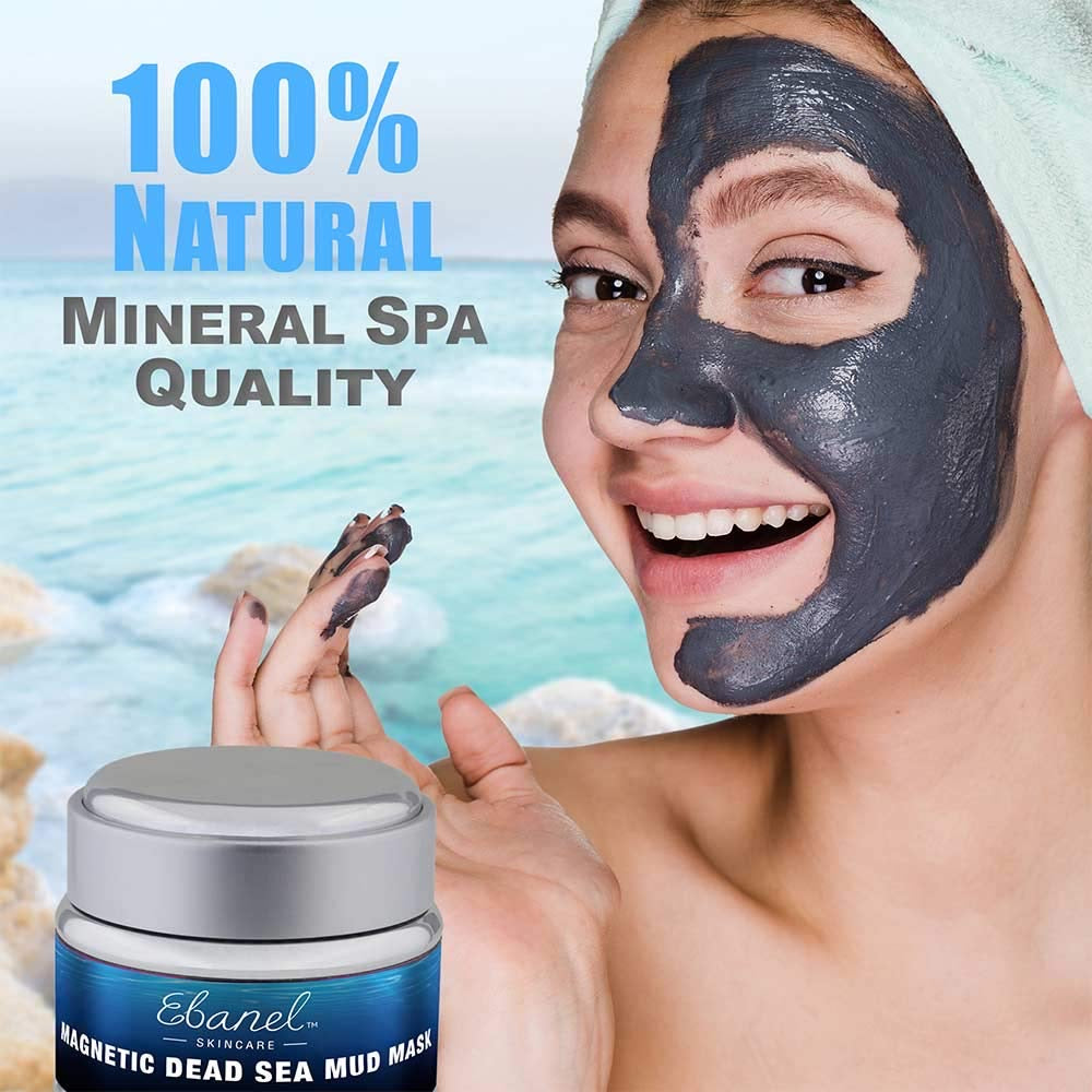 Ebanel Magnetic Dead Sea Mud Mask