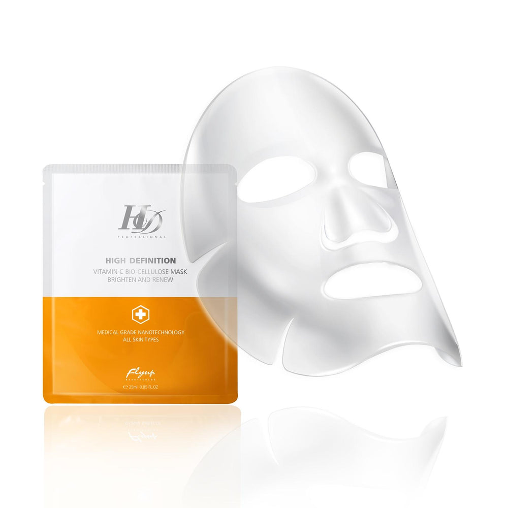 HD Vitamin C Bio-Cellulose Mask