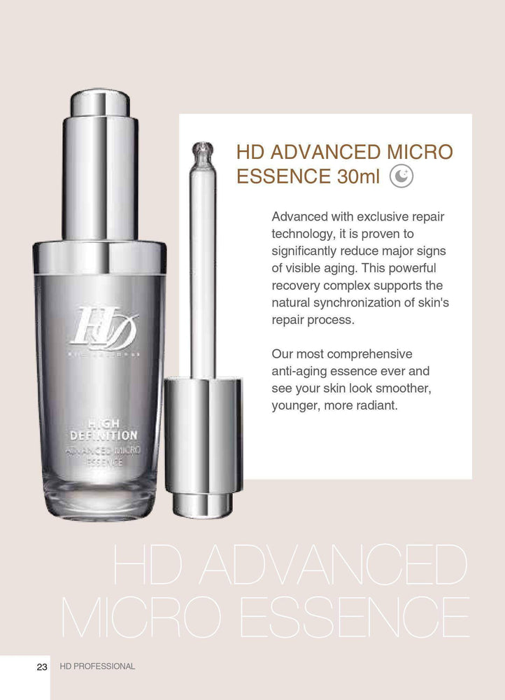 HD Advanced Micro Essence