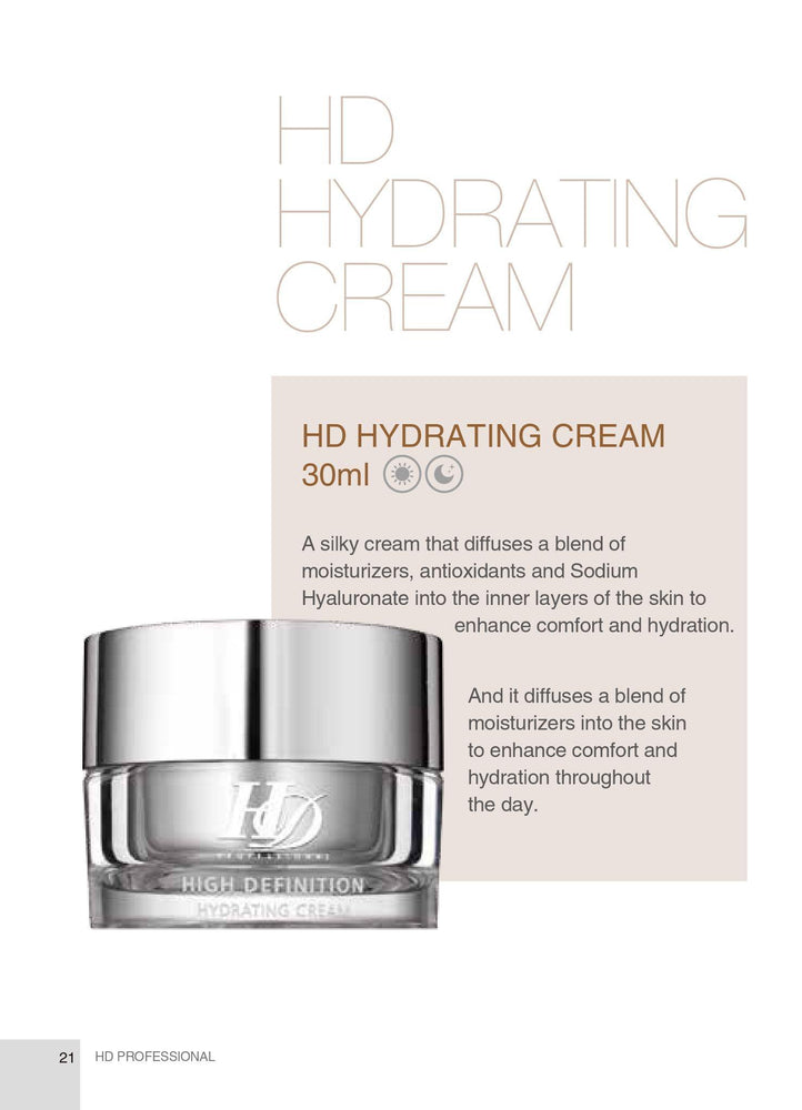 HD Hydrating Cream Moisturizer