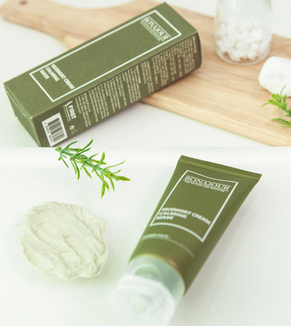 Bonajour Mugwort Cream Calming Mask