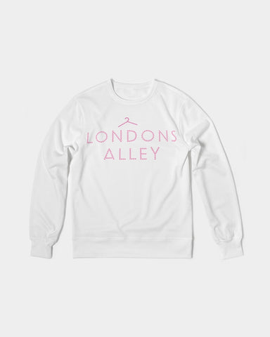 LA Men's Classic French Terry Crewneck Pullover - Londons Alley