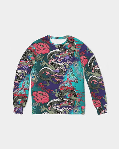 Dragon Classic Crewneck Pullover - Londons Alley