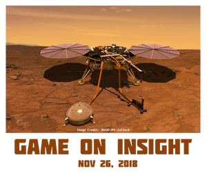 4 Firsts of NASA's Insight Mars Lander