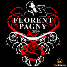 Load image into Gallery viewer, Tee Shirt Florent Pagny - TeeSmayle