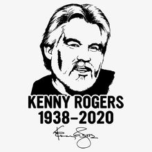 Load image into Gallery viewer, RIP Kenny Rogers T-Shirt - TeeSmayle