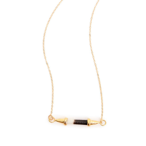 Quill Bar Necklace
