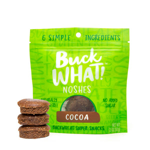 BuckWHAT! Noshes Cocoa