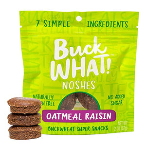 Oatmeal Raisin 3-pack