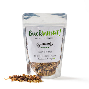 BucKWHAT Granola-Limited Supply