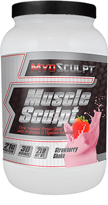 Muscle Sculpt Strawberry