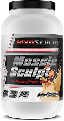 Muscle Sculpt Salted Caramel