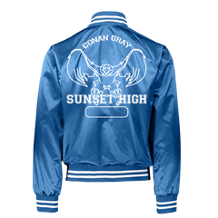 SUNSET HIGH ROYAL BLUE JACKET