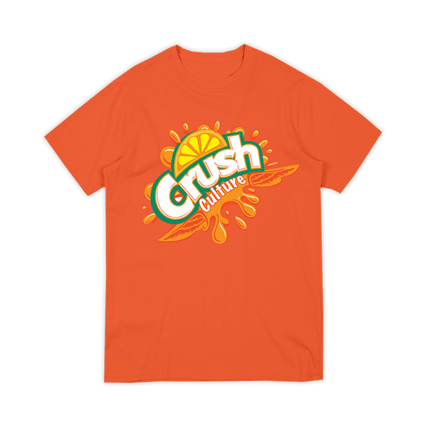 CRUSH POP ORANGE TEE