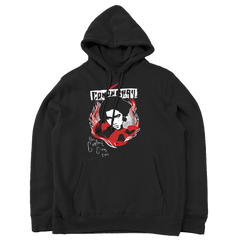 TEAR DROP PULLOVER HOODIE + DIGITAL ALBUM DOWNLOAD