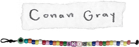 Conan Gray Official Merchandise Store logo