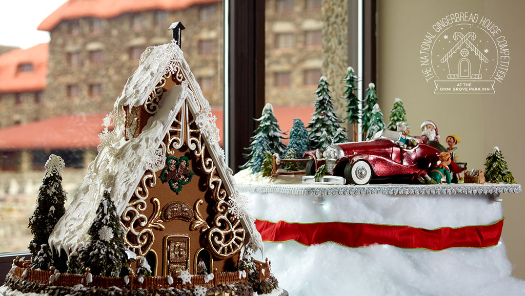 The National Gingerbread House Day is on Saturday December 12th