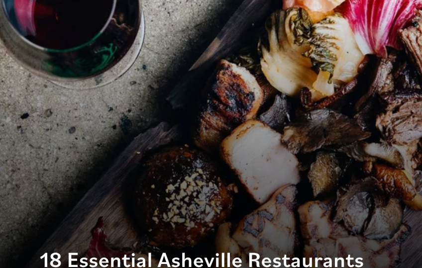 Eating Your Way Through Asheville