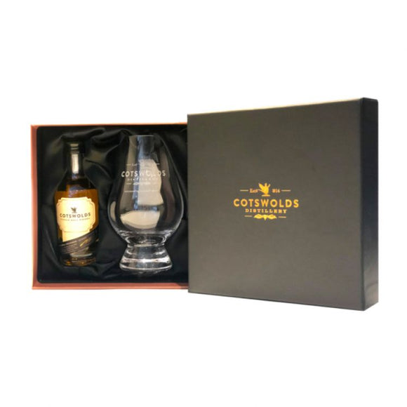MINI WHISKY AND GLENCAIRN GIFT SET