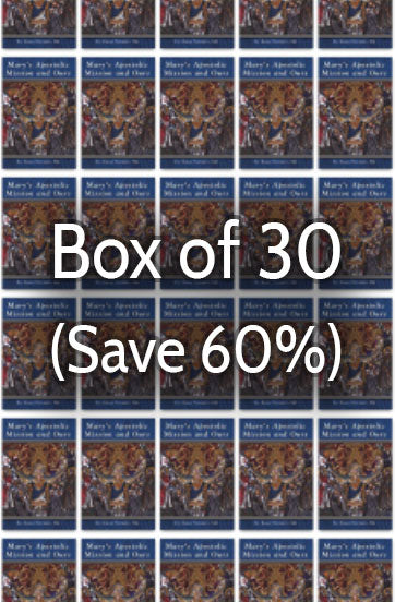 Mary's Apostolic Mission and Ours 60% bulk discount