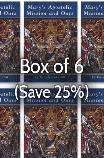 Mary's Apostolic Mission and Ours 25% bulk discount