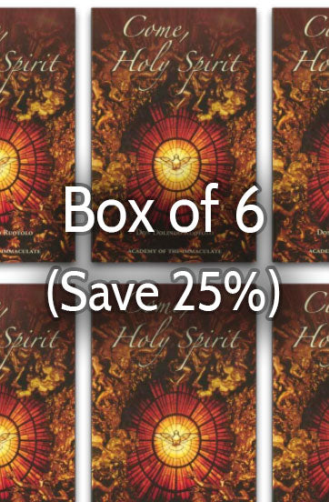 Come, Holy Spirit 25% bulk discount